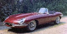 Jaguar E-type 4.2 litre Roadster Series II
