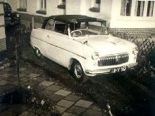 Ford Consul I Convertible