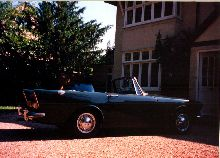 Sunbeam Alpine III