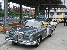 Mercedes-Benz 220S/SE Coupe