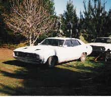 Ford Falcon/Fairmont