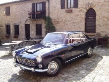 Lancia Flaminia Coupe