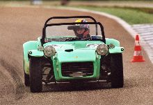Caterham Super Seven S4