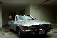 Mercedes-Benz 280SL/300SL