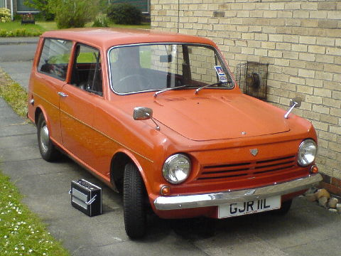Reliant Rebel 750 Estate