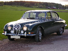 Jaguar S-type 3.8 litre