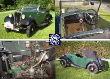 Morris Eight Pre-Series/Series 1