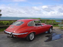 Jaguar E-type Series III Coupe