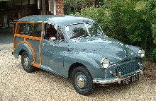 Morris Minor Series II Traveller