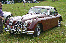 Jaguar XK150S Fixed Head Coupe