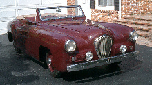Healey 2.4 litre Sportsmobile