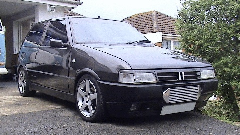 Fiat Uno Turbo Picture Gallery Motorbase