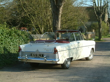 Ford Zodiac II Convertible