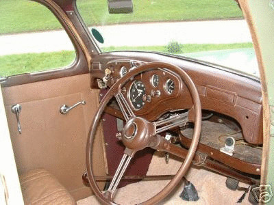ford prefect e93a   picture gallery   motorbase