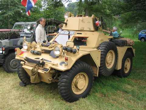 Daimler Ferret Armoured Car Picture Gallery Motorbase