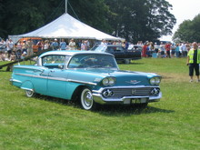 Chevrolet Bel Air Impala