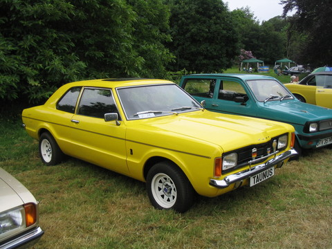 Ford Cortina MkIII