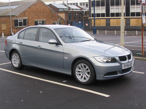 BMW 3-Series Saloon