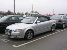 Audi A4/S4 Cabriolet