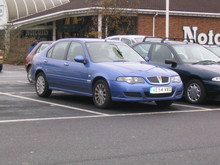Rover 45 5 Dr Hatch