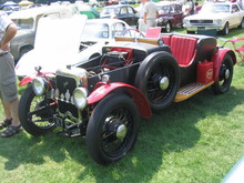 Jowett 7 HP Short
