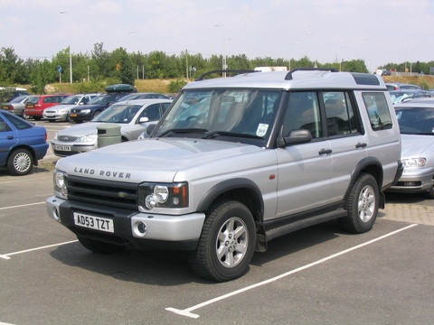 land rover discovery 2 2 5td5 diesel vehicle summary motorbase. Black Bedroom Furniture Sets. Home Design Ideas