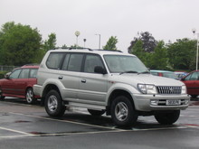 Toyota Land Cruiser 5 Dr