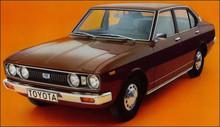 Toyota Crown 2600 Vehicle Summary Motorbase