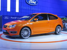 Ford Focus 3 Dr Hatch