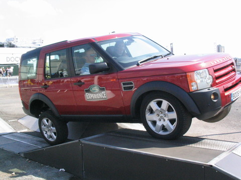 Land Rover Discovery 3 2.7 TD V6 Diesel