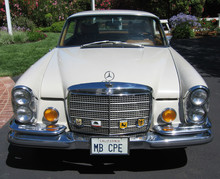 Mercedes-Benz 280S/SE Coupe