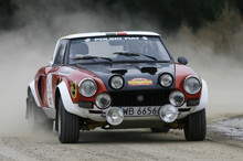Abarth Fiat 124 Rally