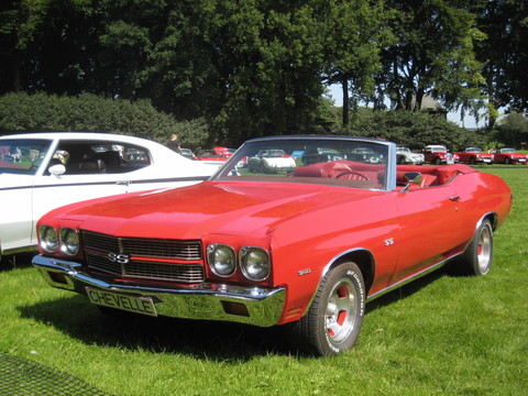 Chevrolet Chevelle SS396/SS454