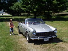 Fiat 1500 Cabriolet/Coupe