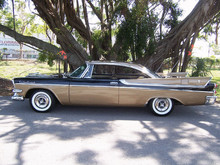 Dodge Custom Royal 2-door models