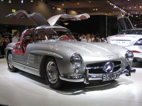 Mercedes-Benz 300SL Coupe