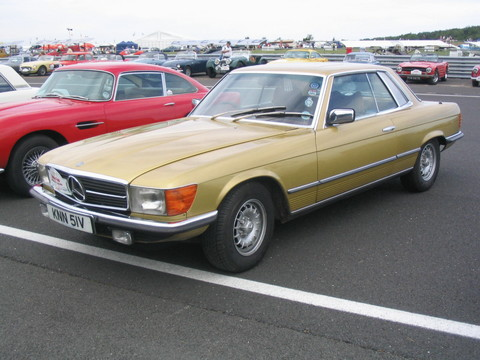 Mercedes-Benz 350SLC/450SLC