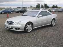 Mercedes-Benz CL