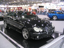 CLK Coupe