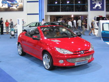 Peugeot 206 Coupe Con