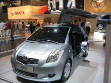 Yaris 3 Dr Hatch
