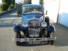 Morris Oxford Six