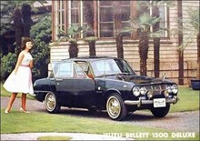 Isuzu Bellett