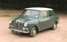 Wolseley Hornet Series II