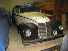 Armstrong Siddeley Hurricane 16hp