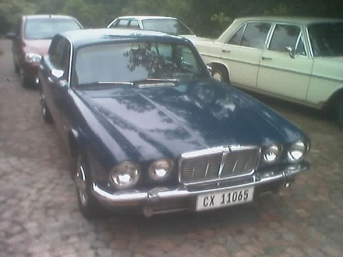 1978 Jaguar xj6 series II 4.2