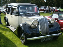 Vauxhall Twenty-Five GY/GL