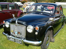 Rover P4 75 MkII