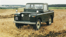 Land Rover Series II/IIA 88