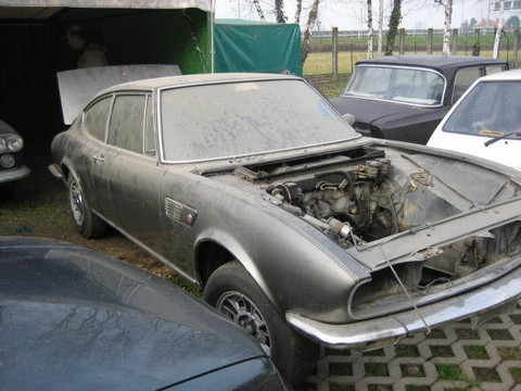 Fiat Dino Coupe en Spider